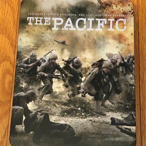 Box DVD Set, The Pacific, HBO